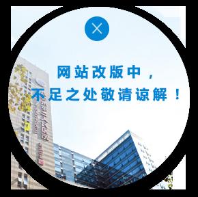 成都市第二人民医院网站建设中